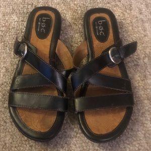 BOC sandals new
